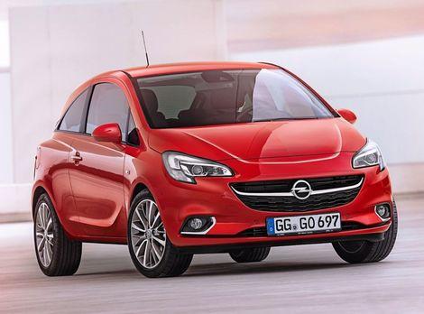 Opel corsa ceník
