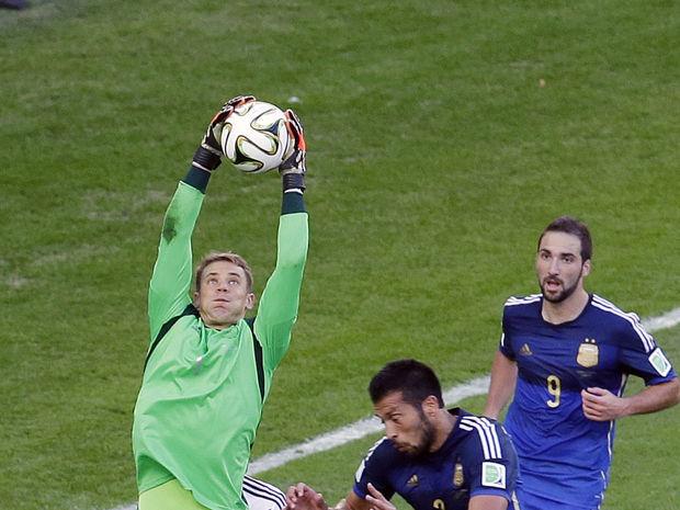Nemecko - Argentína