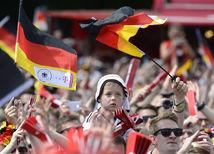 Nemecko, futbalisti, Berlín, MS 2014 vo futbale
