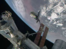 Vesmírna stanica ISS, nákladná loď Cygnus