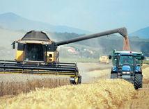 žatva, poľnohospodárstvo