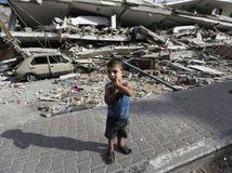 Pásmo Gazy, Palestínčania