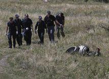 Ukrajia, MH17
