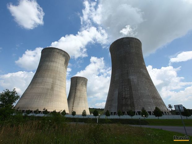 jadrova energia, mochovca, atomova elektraren, chladiace veze