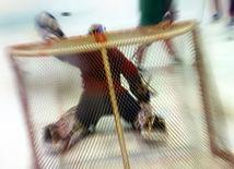 Hokej, hokejka, puk, hokejová bránka, hokejky