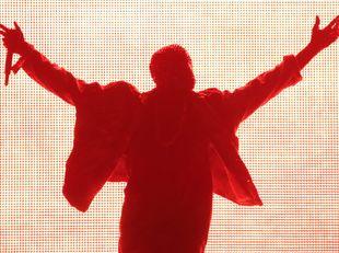 Kanye West, koncert