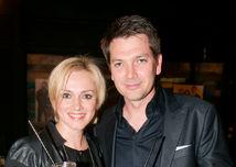 Herečka Monika Hilmerová s kolegom Marekom Majeským.