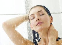 horúca voda - sprcha