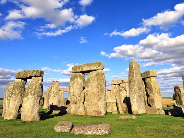 Stonehenge, Anglicko, pamiatky