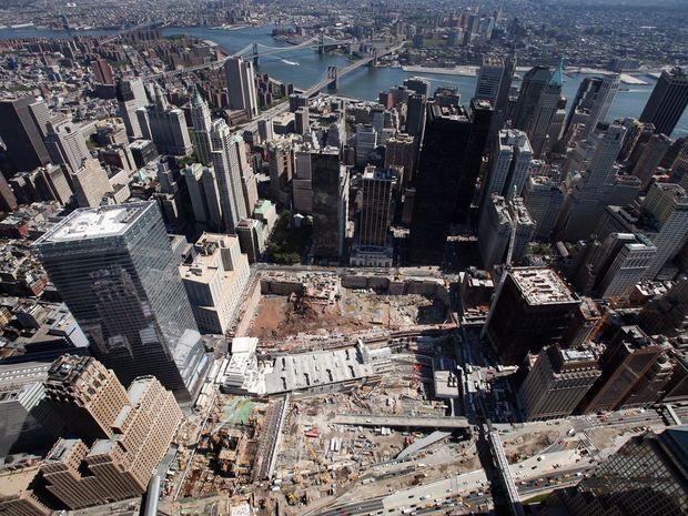 WTC, New York, dvojičky
