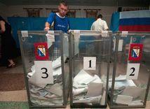 voľby, Krym