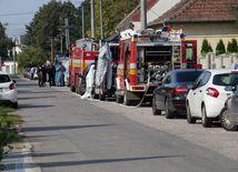 Galanta, Švermova ulica, polícia, výbušnina