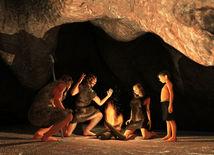 pravek, jaskyňa