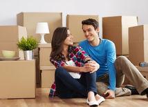 sťahovanie, nové bývanie