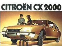 Citroën CX - 40 rokov