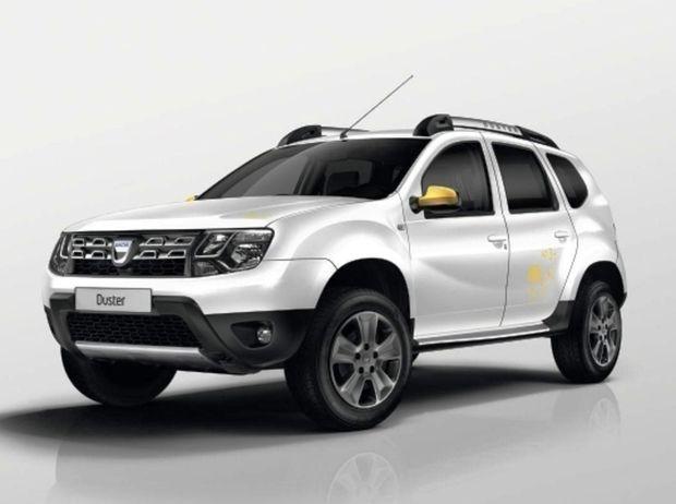 Duster je najúspešnejším modelom skupiny Renault. Predáva sa aj pod značkami Renault a Nissan.