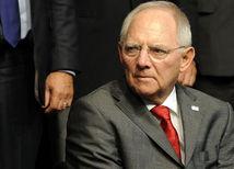 Minister financií Wolfgang Schäuble