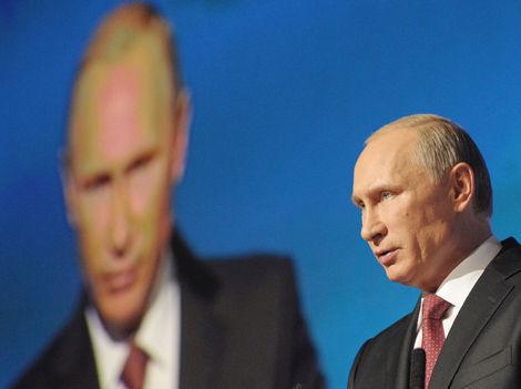 Tvrdá Putinova kritika: Spojené štáty sa usilujú o svetovú nadvládu