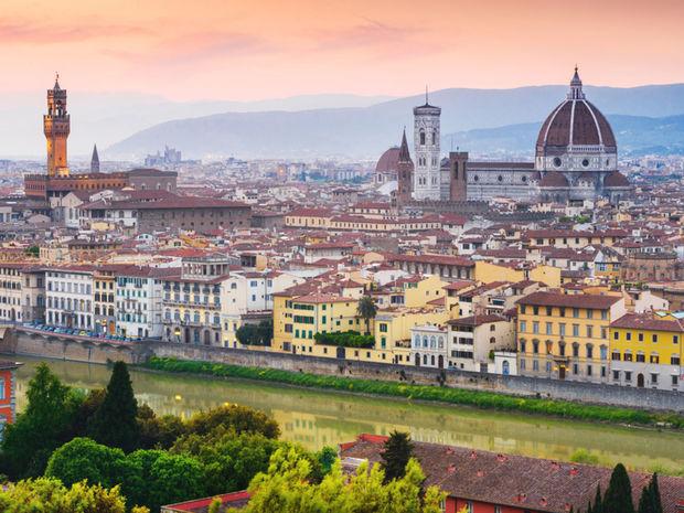 Florencia, Rím, Barcelona a Istanbul sa v rebríčku desiatich najlepších európskych miest objavujú už desať rokov po sebe.