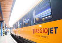 Vozne spoločnosti RegioJet