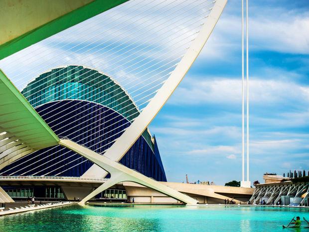 Mesto umení a vied, Valencia