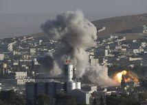 Kobani, Sýria, Kurdi, islamisti