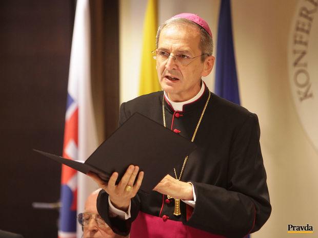 Stanislav Zvolenský, arcibiskup