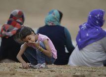 kurdskí utečenci, Sýria, Turecko