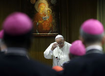 Vatikán, pápež František, synoda