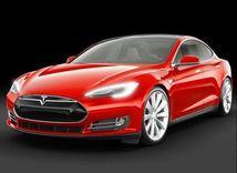 Tesla S Dual drive - 2015