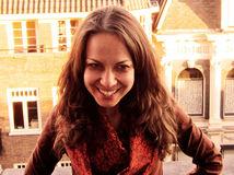 Lucia Ludrovská, vegan