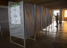Ukrajina, voľby