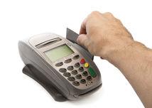 platobný terminál, kontaktná platba, platobná karta, POS