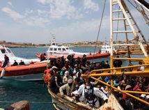 Lampedusa, Európa, imigranti