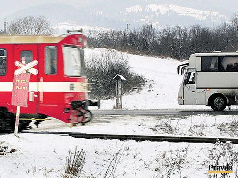 Župy chcú mať autobusy aj vlaky