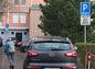 parkovanie, státie, Bratislava, autá