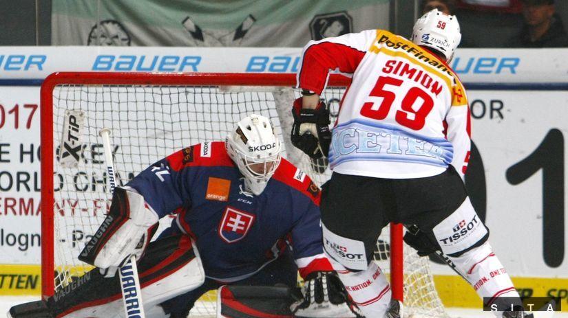 b0febae79e386 Slováci podľahli Švajčiarom 1:2, na Nemeckom pohári skončili tretí -  Reprezentácia - Hokej - Šport - Pravda.sk