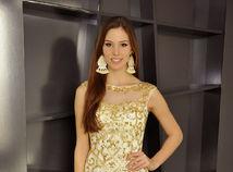 Miss Slovensko 2014 Laura Longauerová