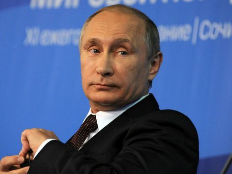 Putin dúfa, že kríza sa vyrieši sama