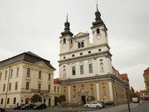 Trnava, katedrala sv. jana krstitela
