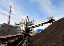 ťažba uhlia, suroviny, uhlie