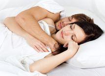 muž, žena, láska, sex, spánok, posteľ, láska, vzťah, intimita