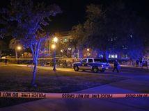 Florida, univerzita, streľba, zbraň, zranení
