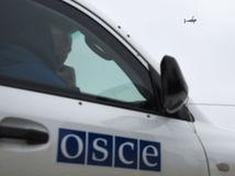 Ukrajina, OBSE, pozorovatelia