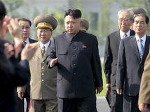 Kim Čong-un, KĽDR, Severná Kórea