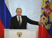Vladimir Putin, Ruská federácia