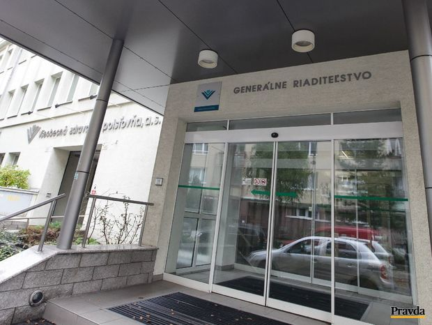Generálne riaditeľstvo Všeobecnej zdravotnej poisťovne v<br /> Bratislave sídli v dvoch budovách, na Mamateyovej ulici a v budove na<br /> Ondavskej ulici.