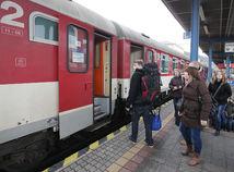 vlaky, stanica, cestovanie, železnica, doprava