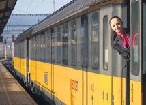 RegioJet, vlak