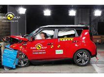 Euro NCAP - Kia Soul